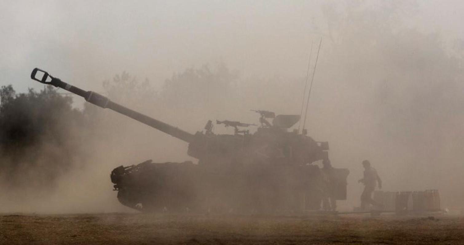 Israel dung phao tu hanh My na dan du doi vao dai Gaza-Hinh-14