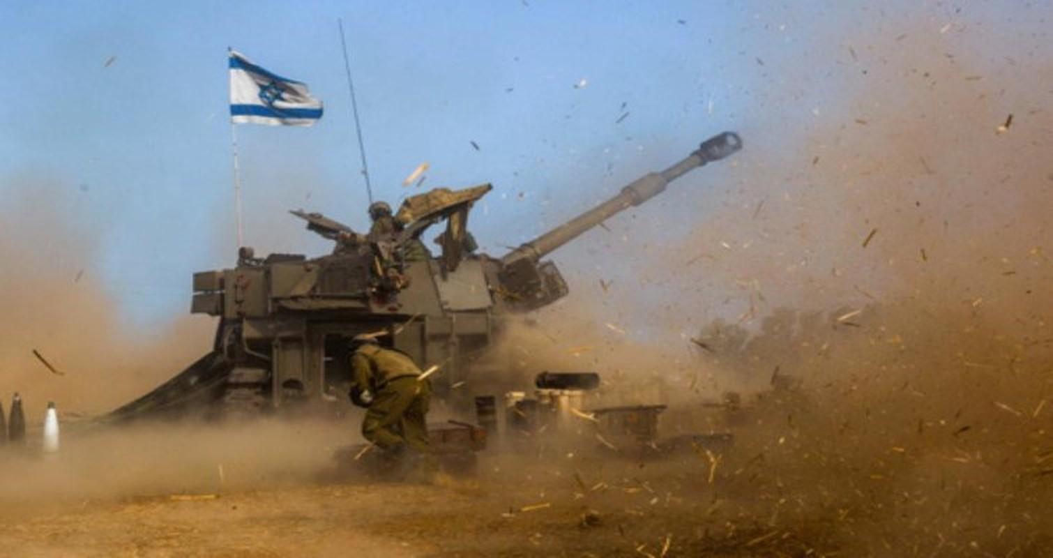 Israel dung phao tu hanh My na dan du doi vao dai Gaza-Hinh-16
