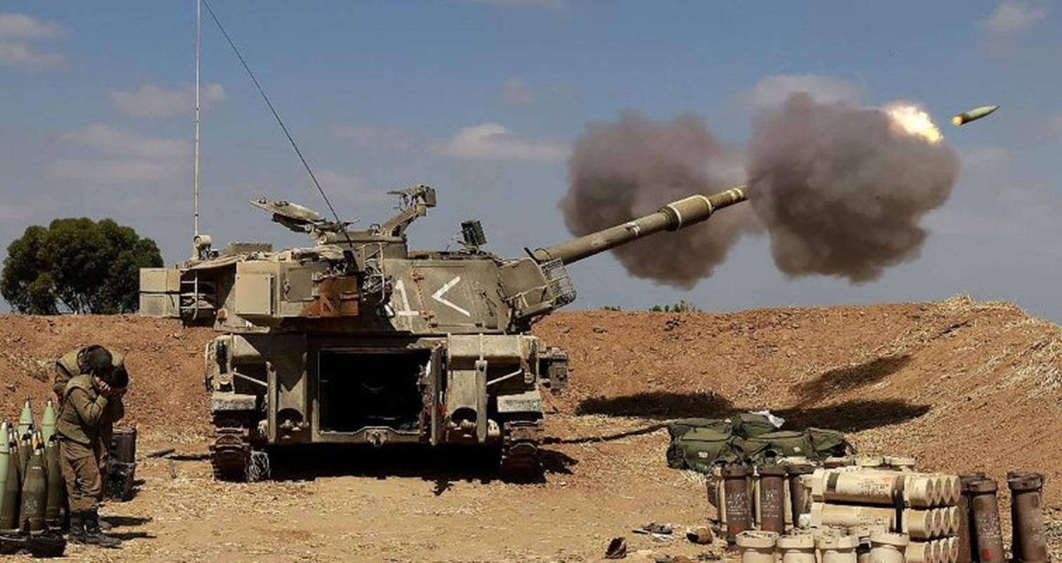 Israel dung phao tu hanh My na dan du doi vao dai Gaza-Hinh-2