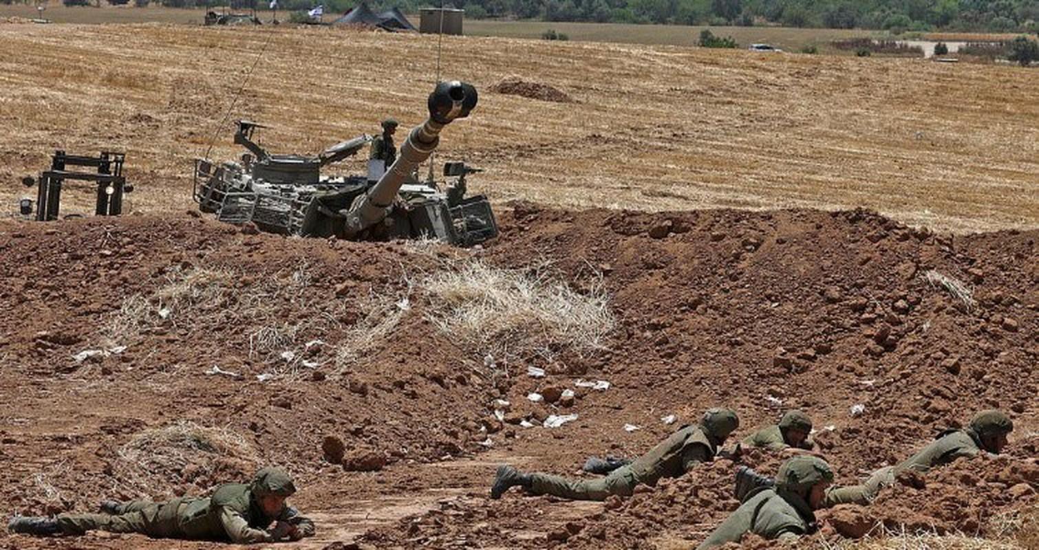 Israel dung phao tu hanh My na dan du doi vao dai Gaza-Hinh-4