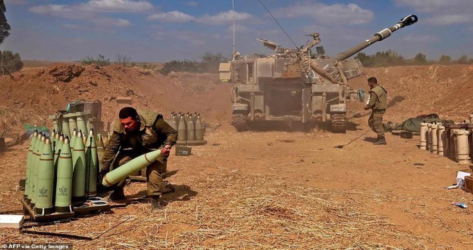 Israel dung phao tu hanh My na dan du doi vao dai Gaza-Hinh-7