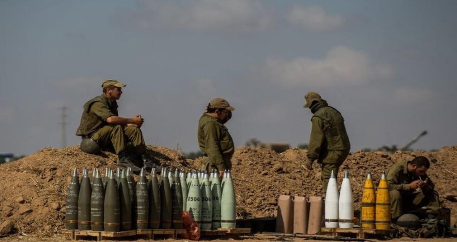 Israel dung phao tu hanh My na dan du doi vao dai Gaza-Hinh-9