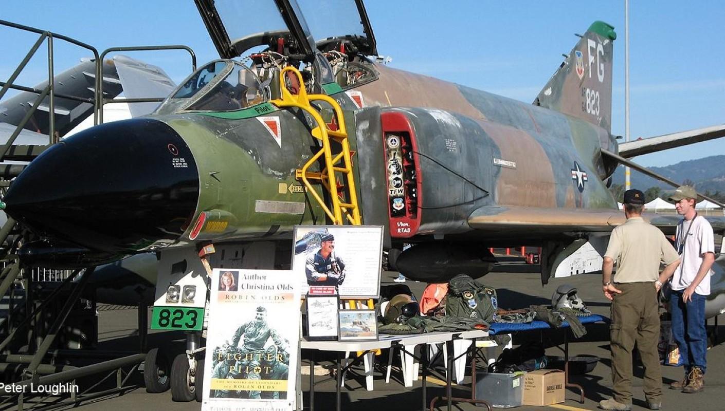 F-4E Phantom II, cu sua sai cua My sau khi rung toi ta tren bau troi Viet Nam-Hinh-13