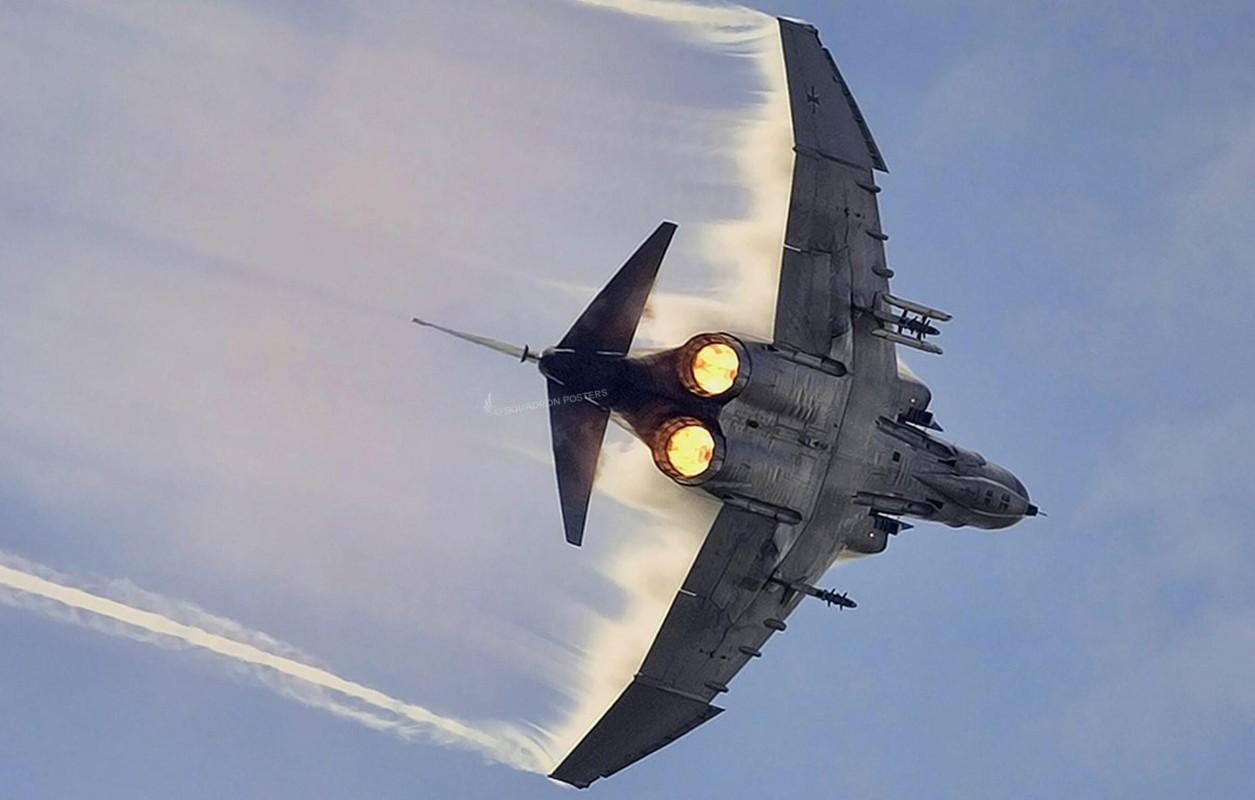 F-4E Phantom II, cu sua sai cua My sau khi rung toi ta tren bau troi Viet Nam-Hinh-2