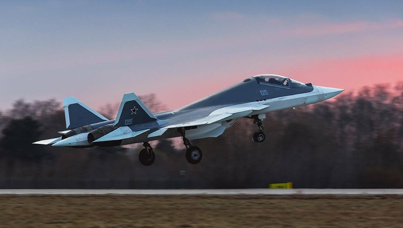 The Russian Su-57 size can be adjusted, but it's the most effective size model-Hinh-7