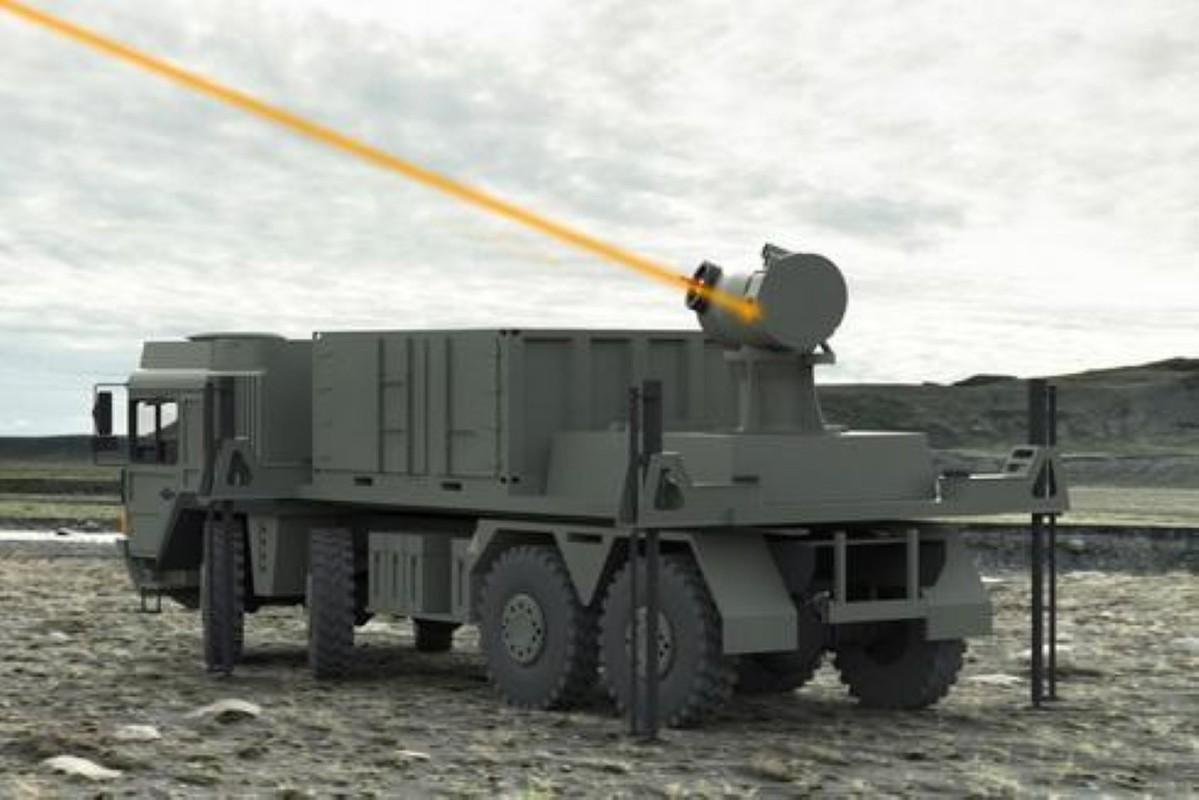 Nga am tham thu vu khi laser Peresvet va ten lua Zircon tai Syria?