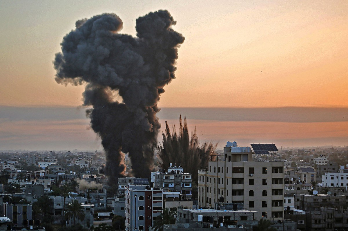 Nhung khoanh khac tu chien trong cuoc chien giua Israel va Hamas-Hinh-13