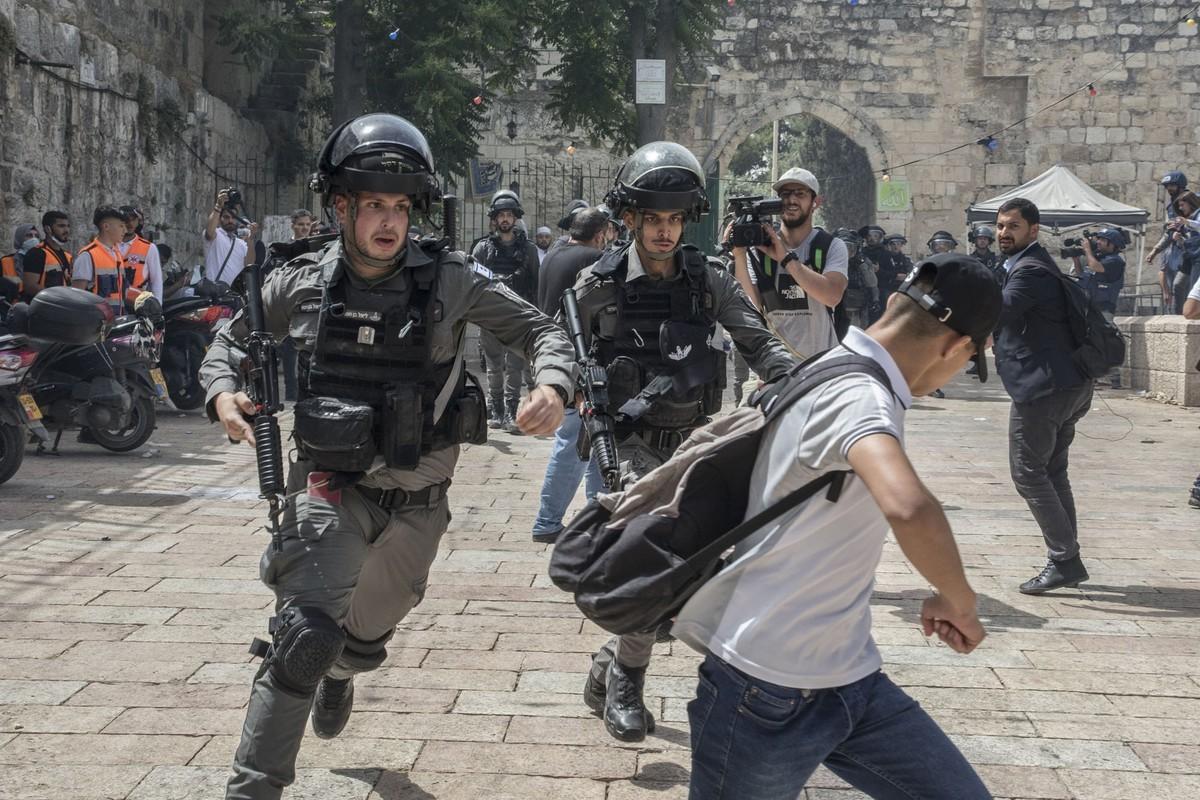 Nhung khoanh khac tu chien trong cuoc chien giua Israel va Hamas-Hinh-2
