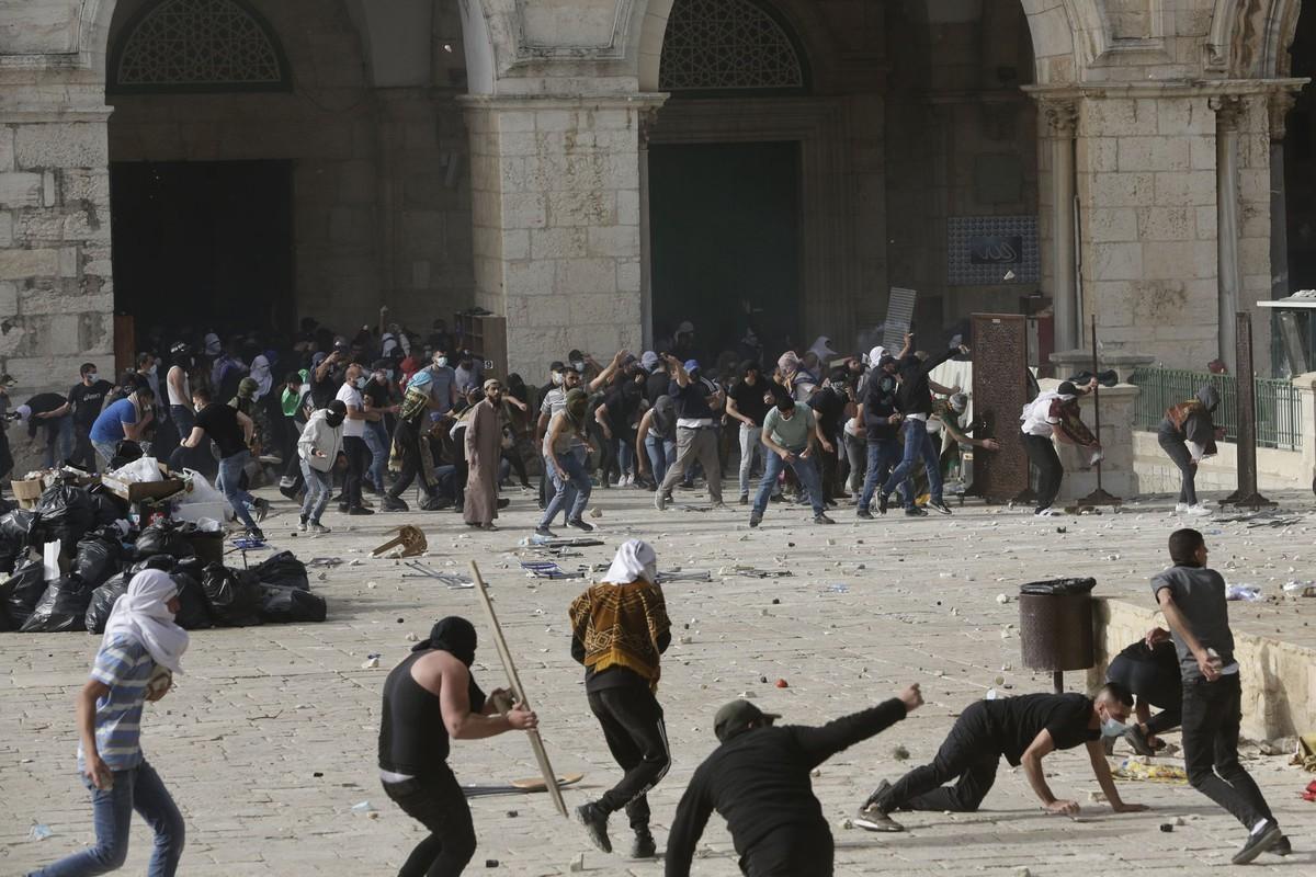 Nhung khoanh khac tu chien trong cuoc chien giua Israel va Hamas-Hinh-3