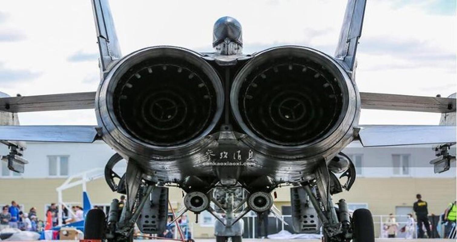 MiG-31 da dong lai thoi ky hoang kim cua hang che tao may bay noi tieng Mikoyan?-Hinh-15