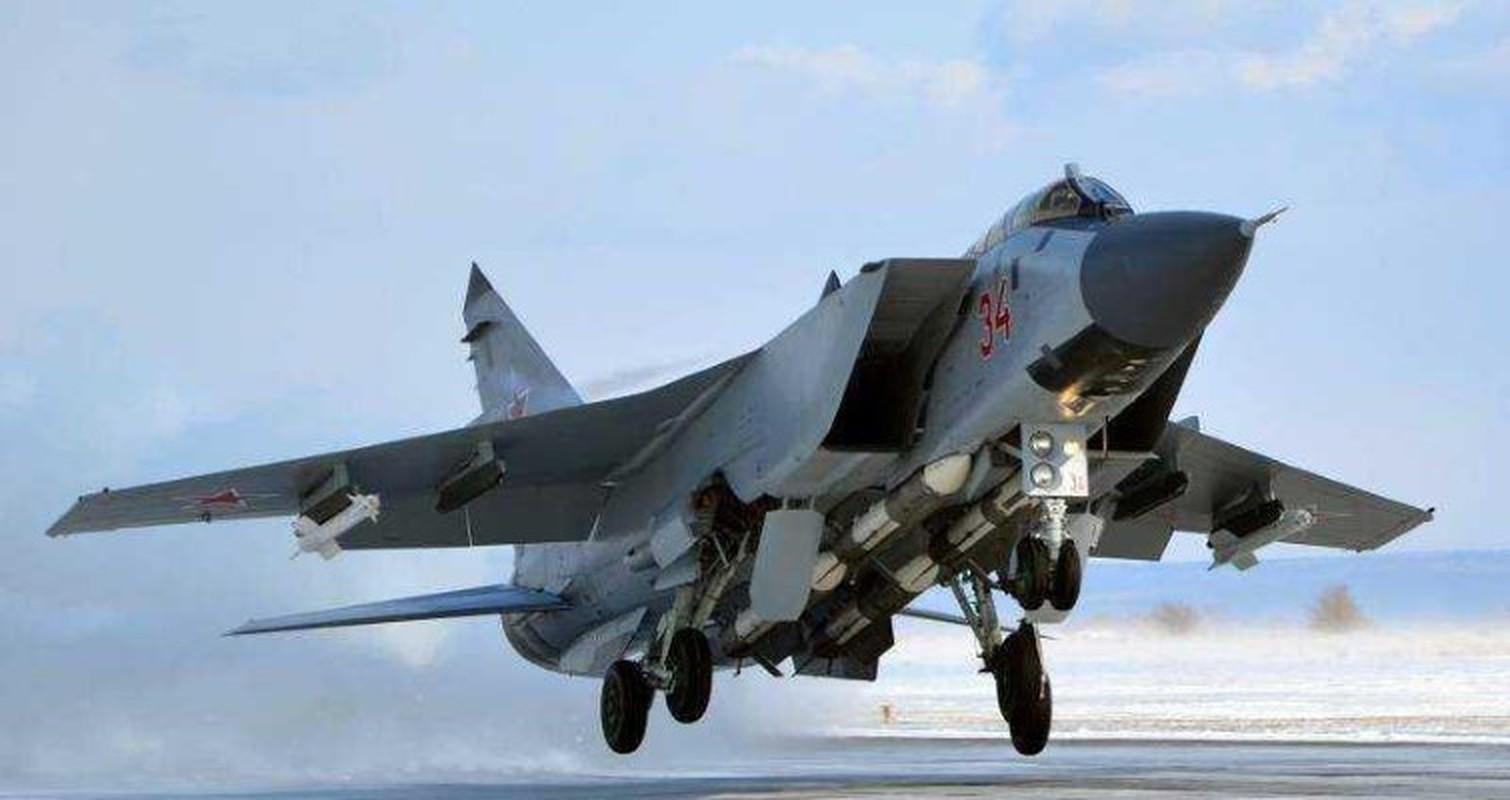 MiG-31 da dong lai thoi ky hoang kim cua hang che tao may bay noi tieng Mikoyan?-Hinh-21