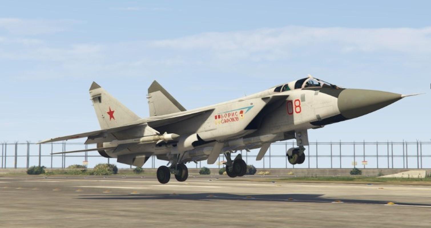 MiG-31 da dong lai thoi ky hoang kim cua hang che tao may bay noi tieng Mikoyan?-Hinh-3