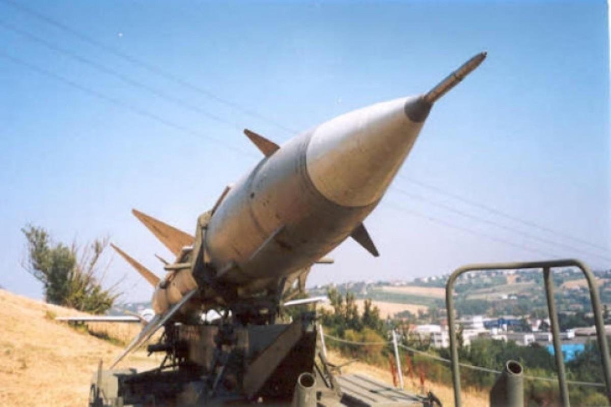 Soc: S-75 co lo si ban ha ten lua tang hinh Israel o Syria