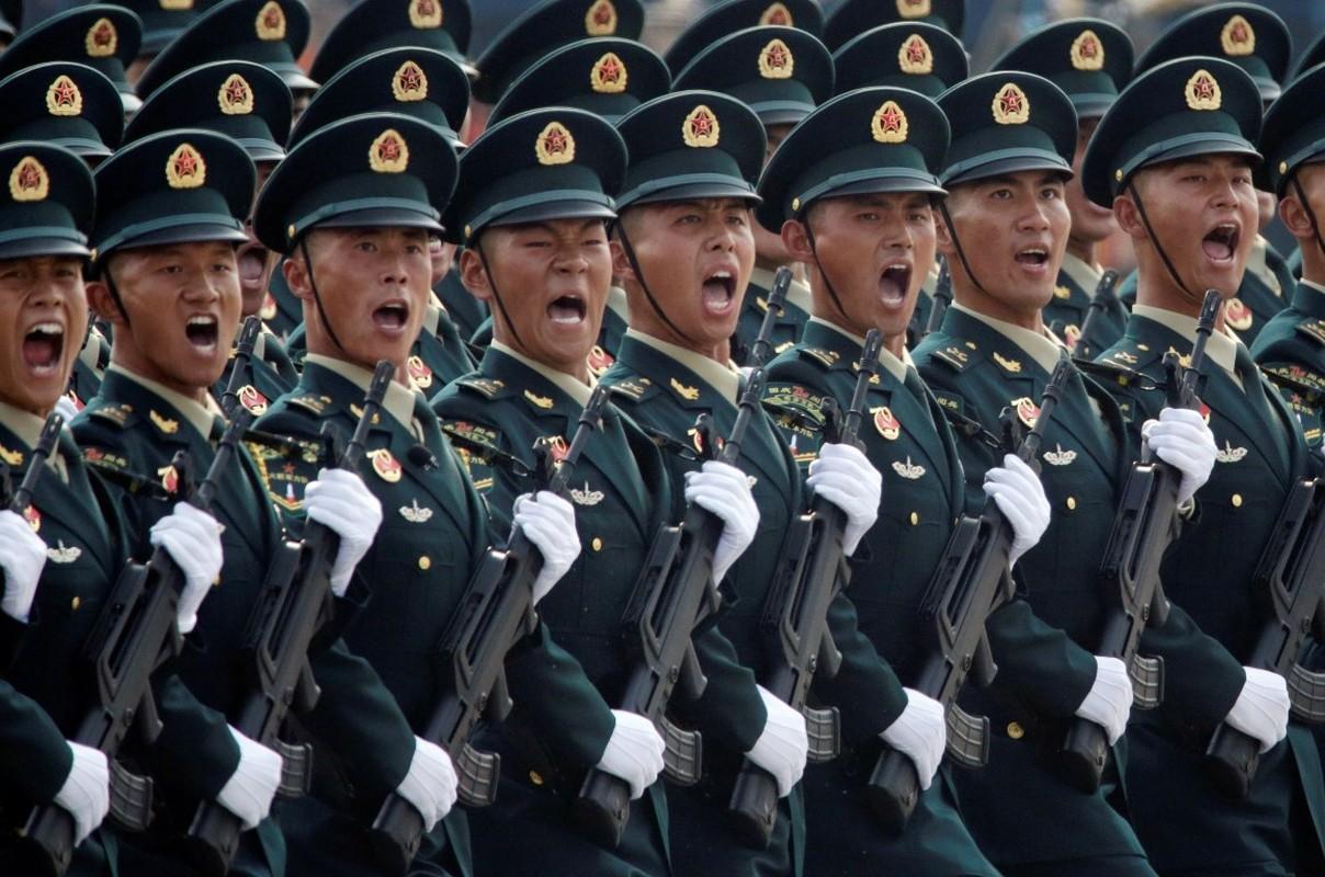 Luong cua linh Trung Quoc: Cao chot vot nhung van thieu quan