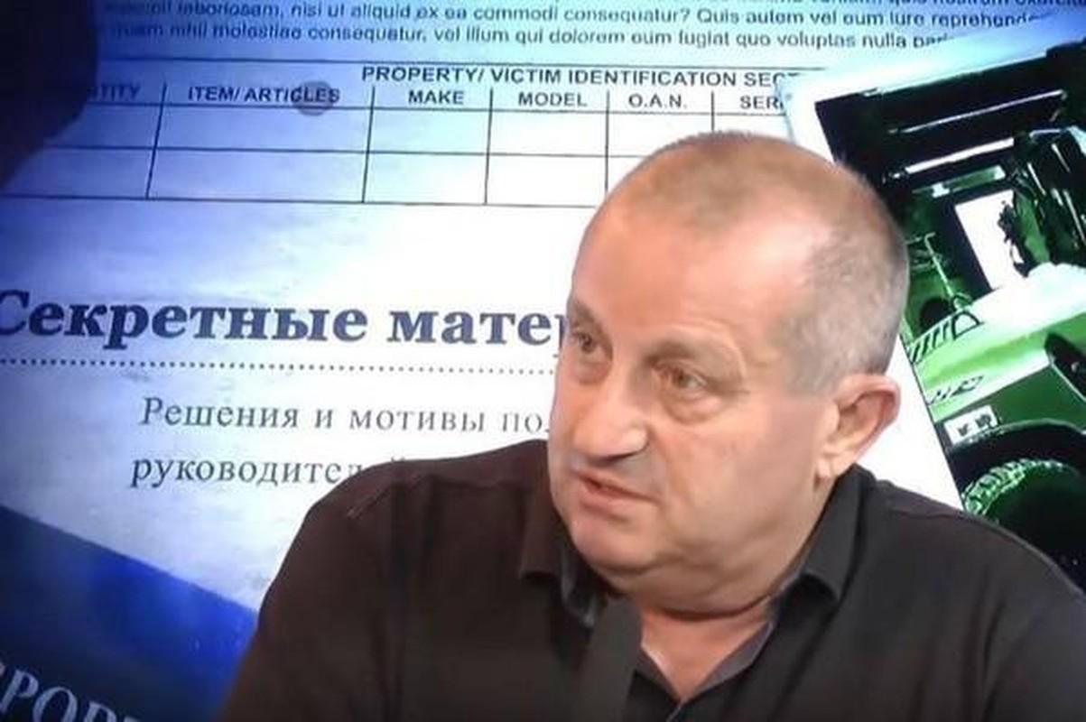 Chuyen gia Israel: Vu khi sieu thanh Nga