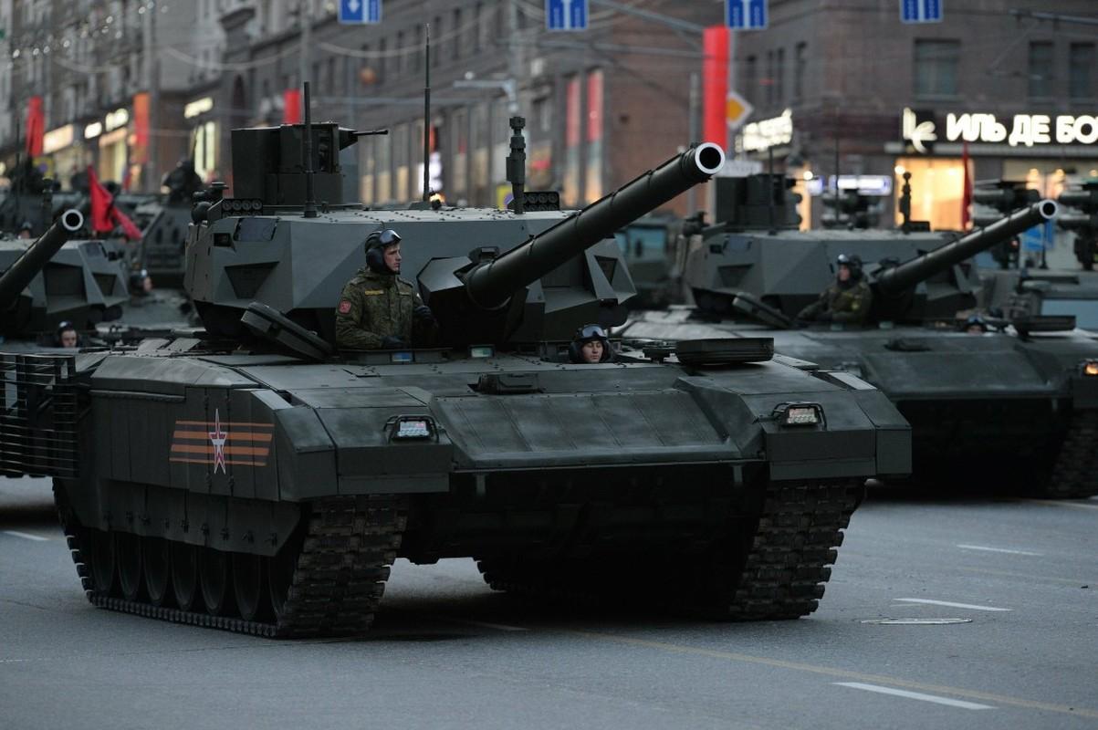 Soc: An Do doi mua 1770 sieu xe tang T-14 Armata tu Nga-Hinh-10