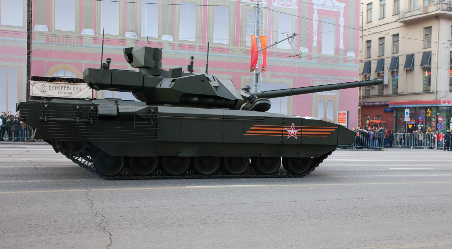 Soc: An Do doi mua 1770 sieu xe tang T-14 Armata tu Nga-Hinh-11