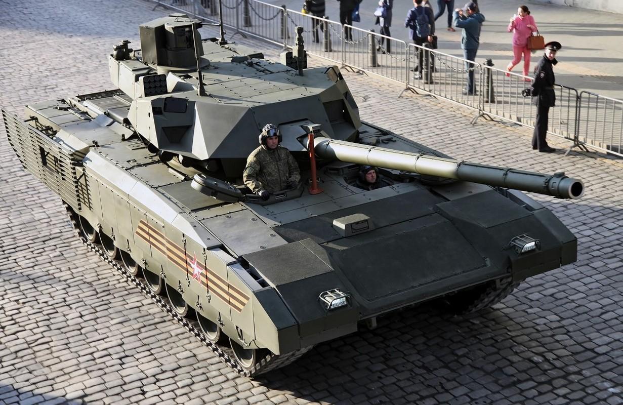 Soc: An Do doi mua 1770 sieu xe tang T-14 Armata tu Nga-Hinh-12