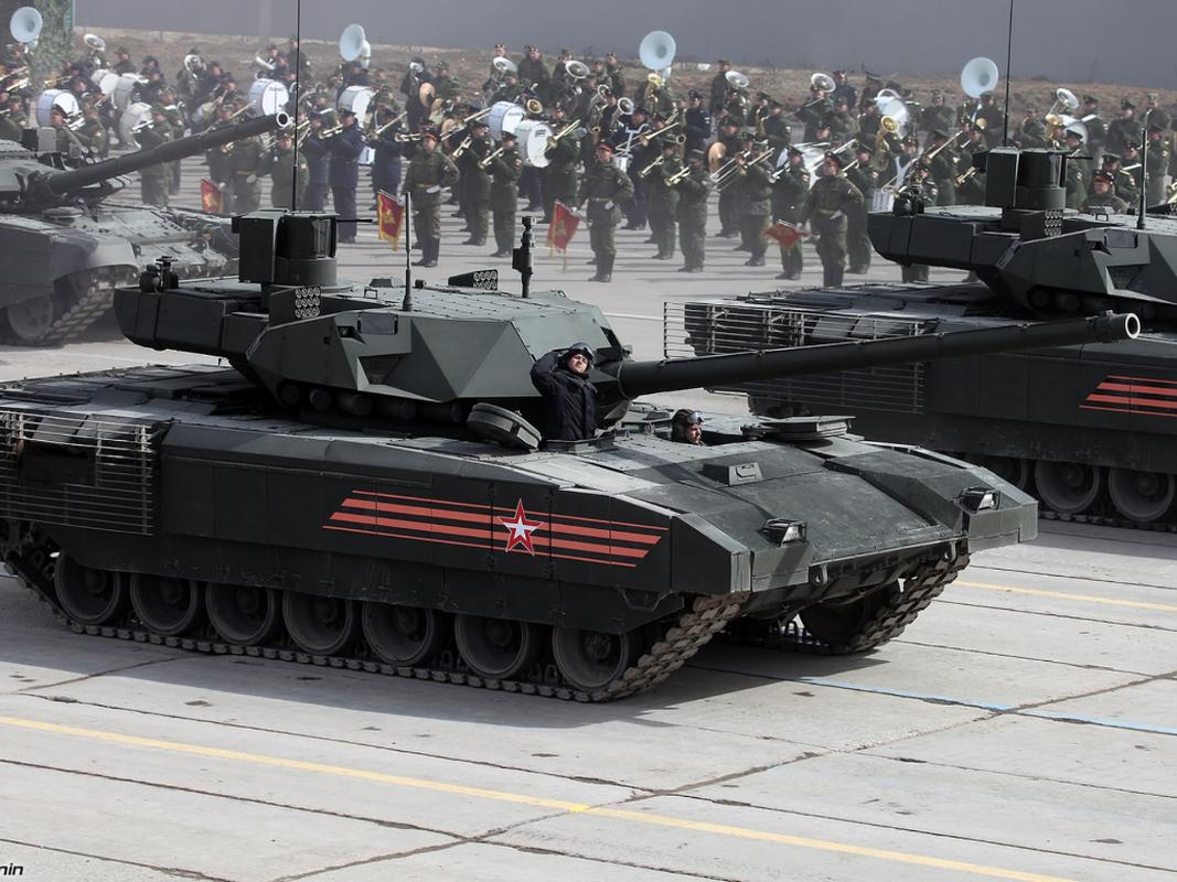 Soc: An Do doi mua 1770 sieu xe tang T-14 Armata tu Nga-Hinh-3