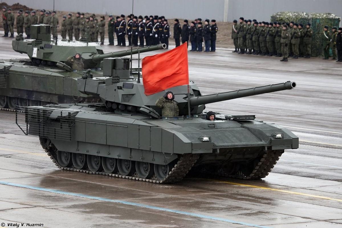 Soc: An Do doi mua 1770 sieu xe tang T-14 Armata tu Nga-Hinh-5