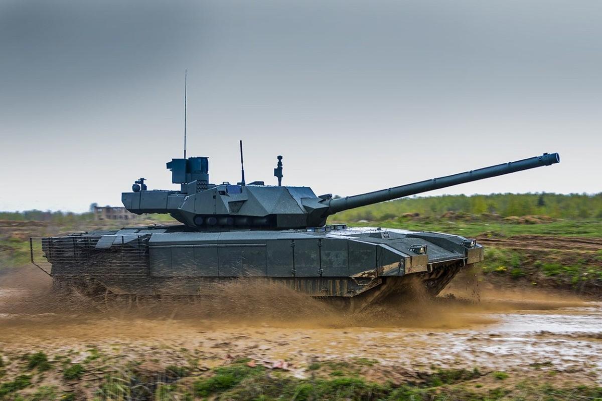 Soc: An Do doi mua 1770 sieu xe tang T-14 Armata tu Nga-Hinh-8