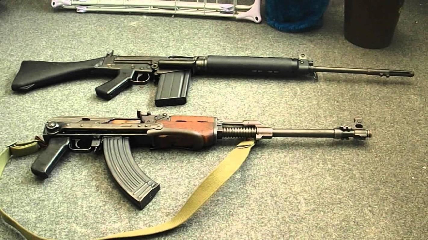 Khau sung truong phuong Tay la doi thu cua AK-47 trong Chien tranh Lanh-Hinh-10