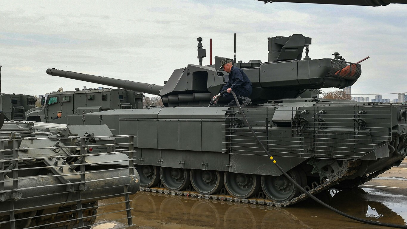 Bat ngo: Se khong co xe tang T-14 Armata cho Nga trong nam nay-Hinh-10