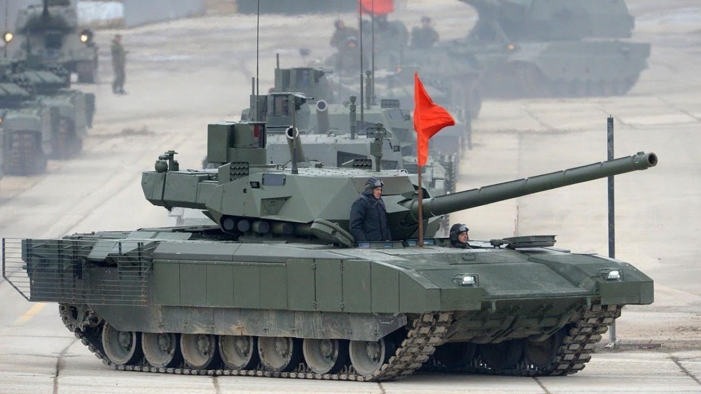 Bat ngo: Se khong co xe tang T-14 Armata cho Nga trong nam nay-Hinh-11