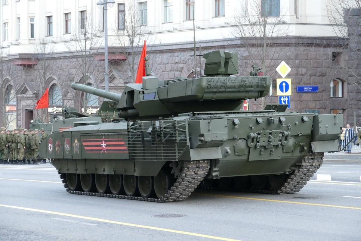 Bat ngo: Se khong co xe tang T-14 Armata cho Nga trong nam nay-Hinh-12