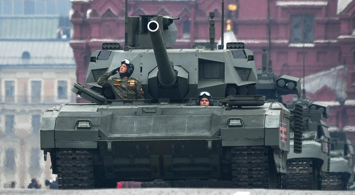 Bat ngo: Se khong co xe tang T-14 Armata cho Nga trong nam nay-Hinh-13