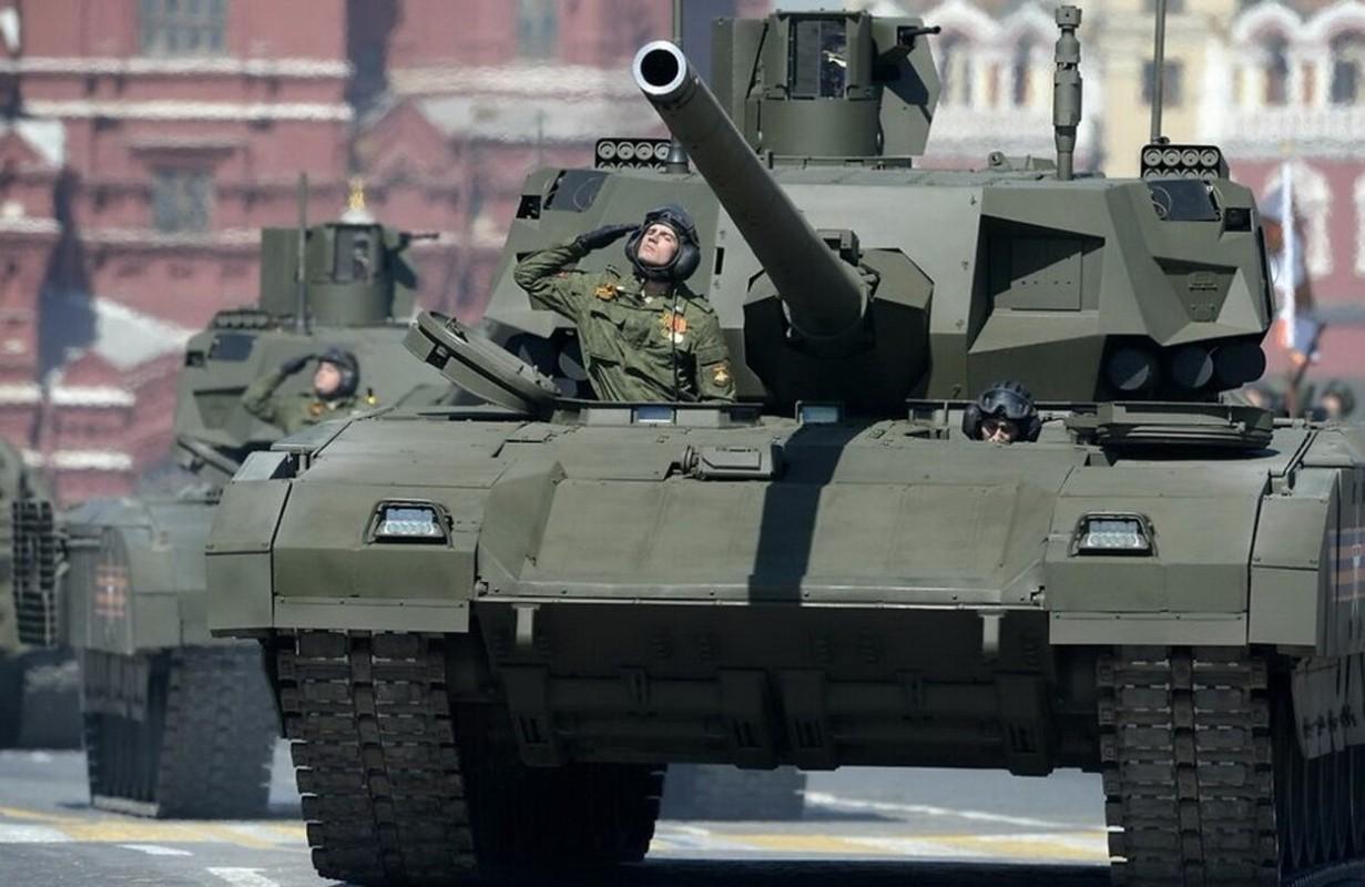 Bat ngo: Se khong co xe tang T-14 Armata cho Nga trong nam nay-Hinh-2