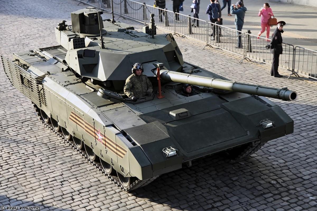 Bat ngo: Se khong co xe tang T-14 Armata cho Nga trong nam nay-Hinh-3