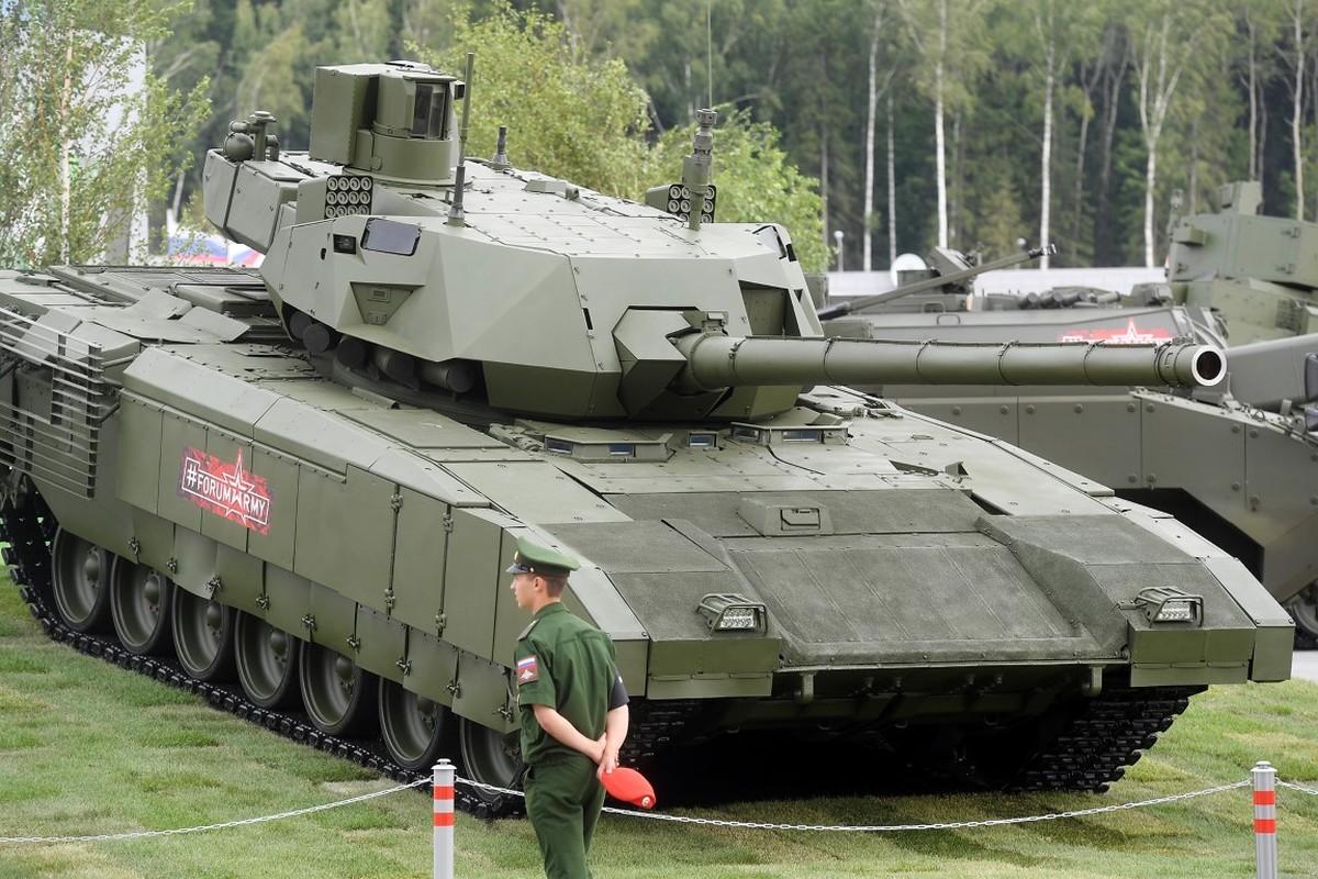 Bat ngo: Se khong co xe tang T-14 Armata cho Nga trong nam nay-Hinh-4