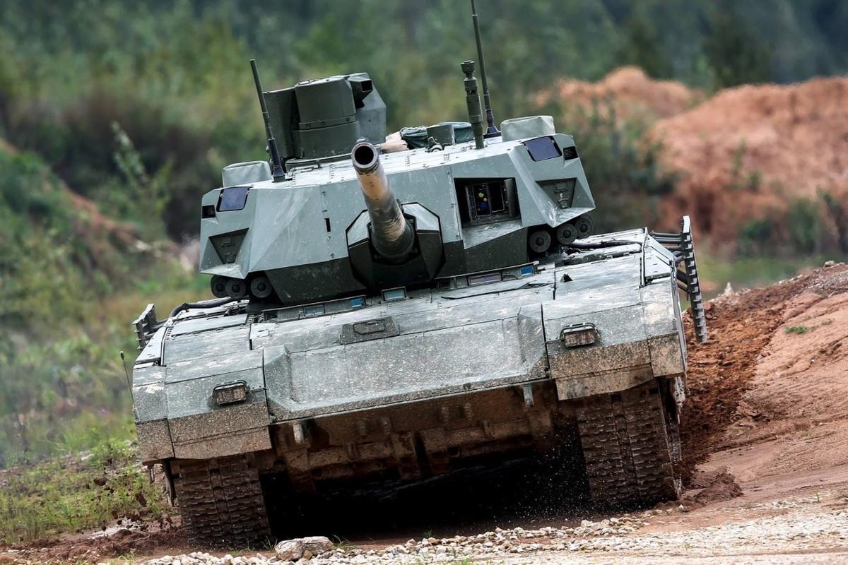 Bat ngo: Se khong co xe tang T-14 Armata cho Nga trong nam nay-Hinh-5