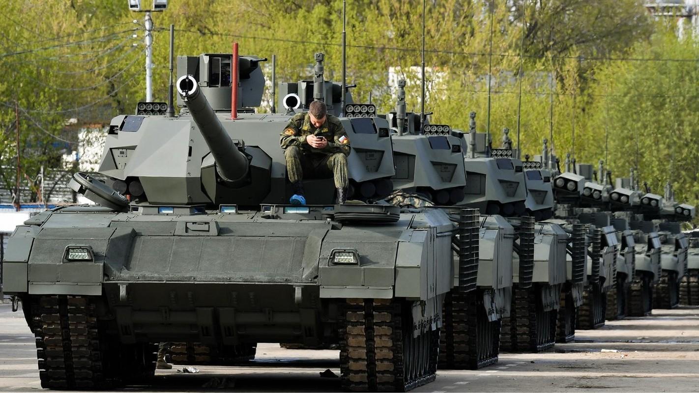 Bat ngo: Se khong co xe tang T-14 Armata cho Nga trong nam nay-Hinh-7