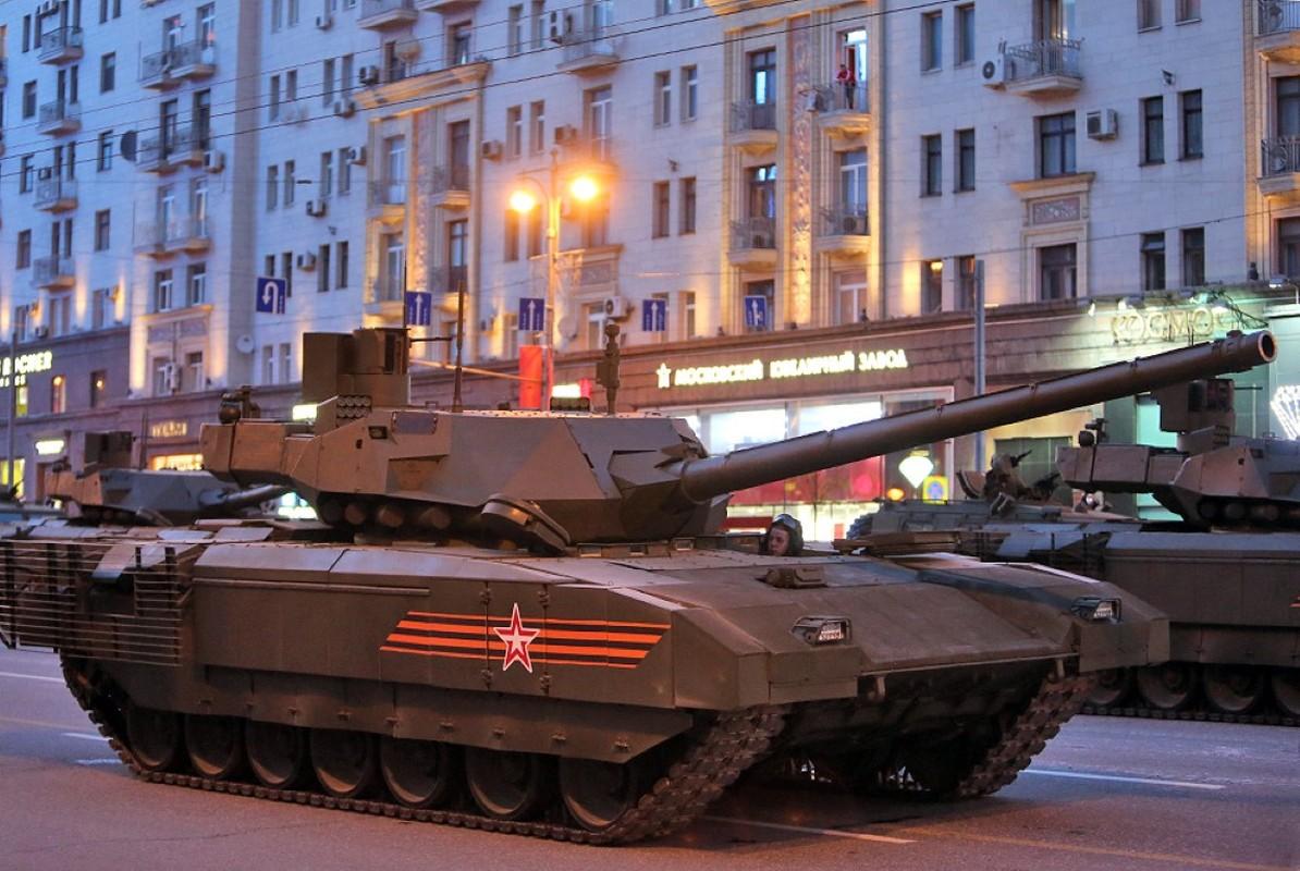 Bat ngo: Se khong co xe tang T-14 Armata cho Nga trong nam nay-Hinh-9