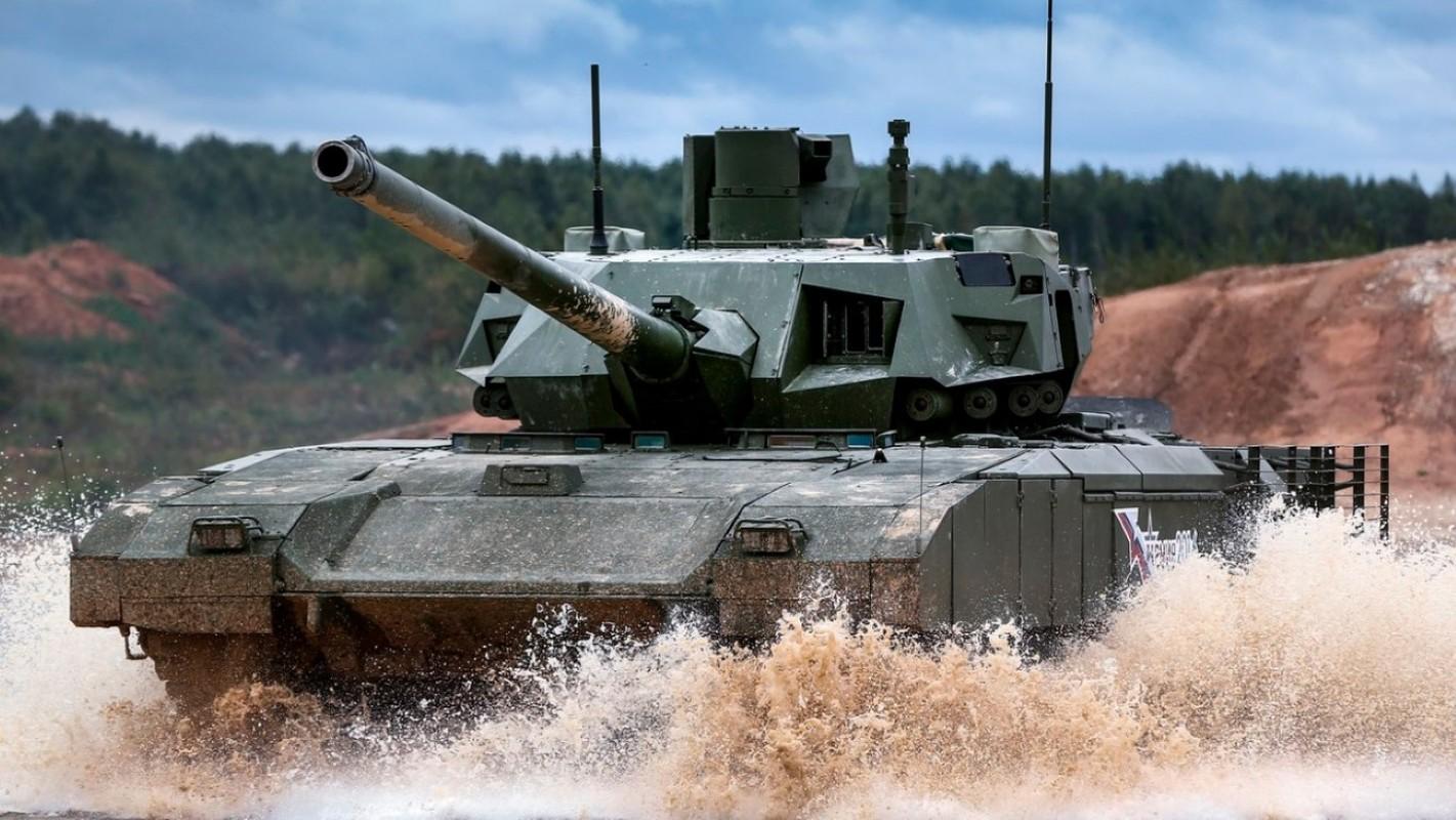 Bat ngo: Se khong co xe tang T-14 Armata cho Nga trong nam nay