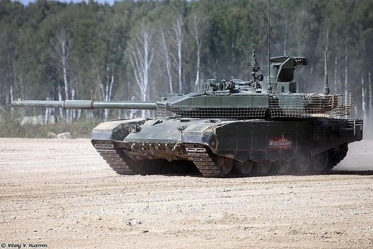 Vi sao Nga tang cuong hang tram xe tang T-90M cho Quan khu phia Nam?-Hinh-10