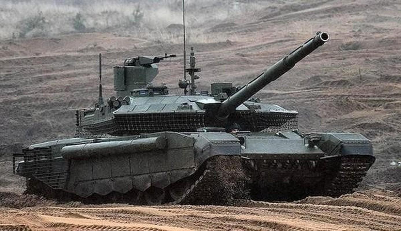 Vi sao Nga tang cuong hang tram xe tang T-90M cho Quan khu phia Nam?-Hinh-11