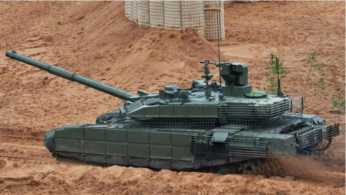 Vi sao Nga tang cuong hang tram xe tang T-90M cho Quan khu phia Nam?-Hinh-13