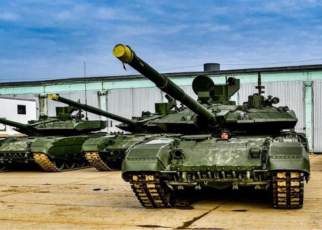 Vi sao Nga tang cuong hang tram xe tang T-90M cho Quan khu phia Nam?-Hinh-4