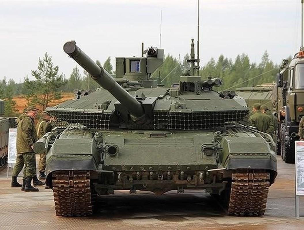 Vi sao Nga tang cuong hang tram xe tang T-90M cho Quan khu phia Nam?-Hinh-8