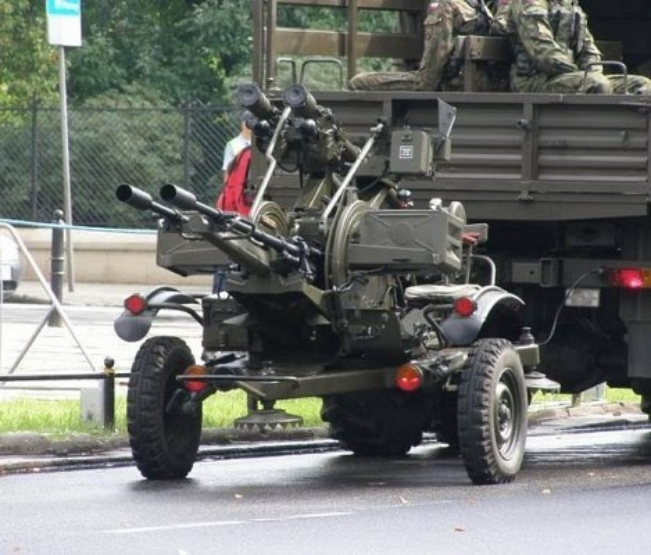 Bat chuoc Viet Nam, Venezuela bien ZU-23-2 thanh phao tu hanh-Hinh-13