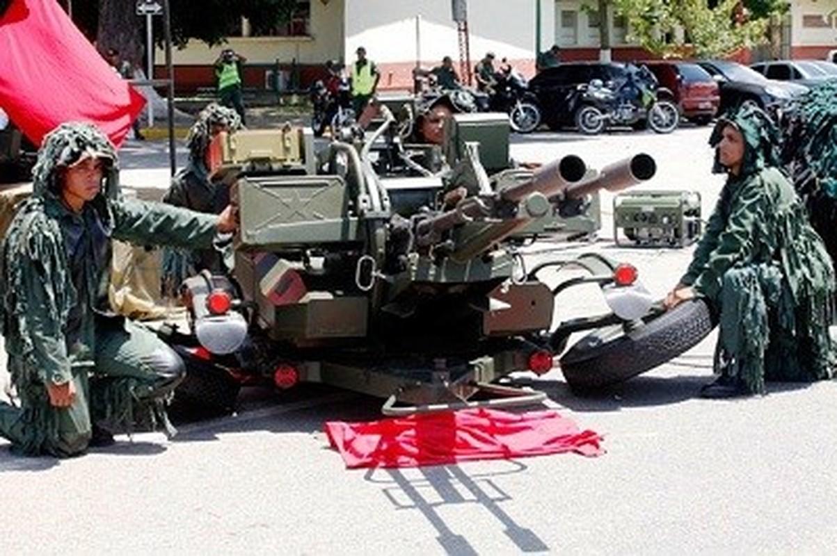 Bat chuoc Viet Nam, Venezuela bien ZU-23-2 thanh phao tu hanh-Hinh-14