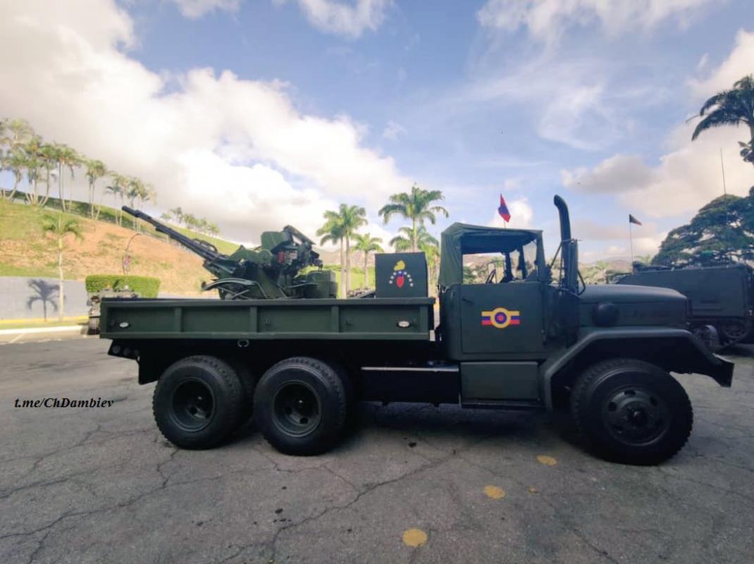 Bat chuoc Viet Nam, Venezuela bien ZU-23-2 thanh phao tu hanh-Hinh-2