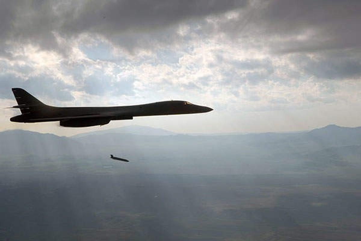 Suc manh co bap: Tiem kich F-15EX mang theo 15 ten lua cung luc-Hinh-13