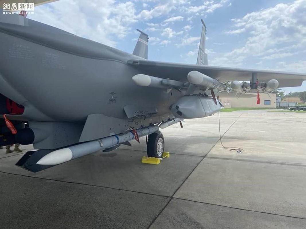 Suc manh co bap: Tiem kich F-15EX mang theo 15 ten lua cung luc-Hinh-2