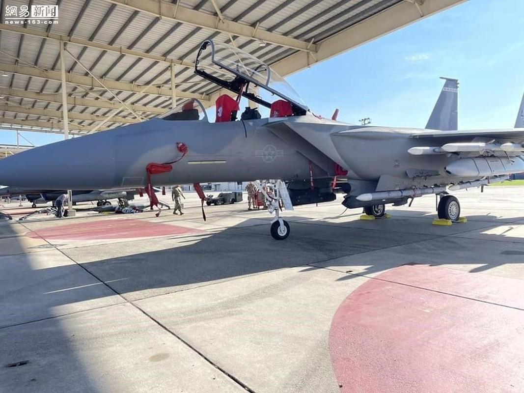 Suc manh co bap: Tiem kich F-15EX mang theo 15 ten lua cung luc-Hinh-3
