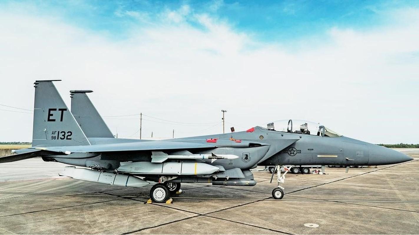 Suc manh co bap: Tiem kich F-15EX mang theo 15 ten lua cung luc-Hinh-4