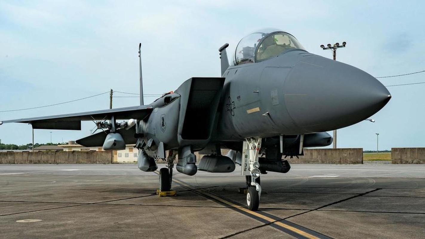 Suc manh co bap: Tiem kich F-15EX mang theo 15 ten lua cung luc-Hinh-5
